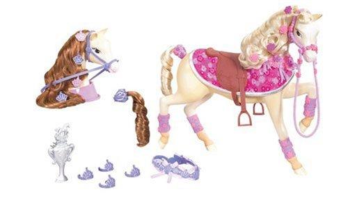 Barbie Mattel K8595 - ostentación y el Glamour Caballo