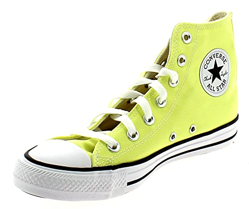CONVERSE CTAS HI LT ZITRON Zapatos Deportivos para Amarillo 170154C