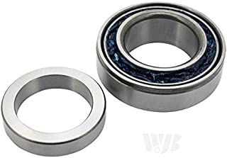 WJB WTA66 WTA66-Rear Tapered Roller Bearing with Lock Collar-Cross Reference: National A-66 / Timken SET80 / SKF BR27