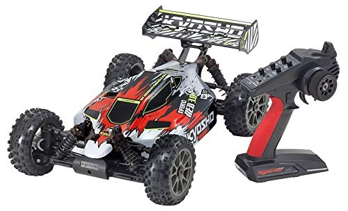 Kyosho - 1/8 Inferno Neo 3.0 VE 4WD Buggy, Brushless, RTR - Red