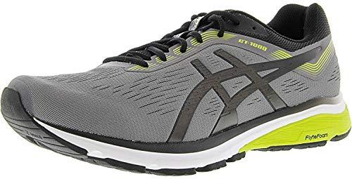ASICS Men's GT-1000 7 Running Shoes, 11M, Carbon/Black