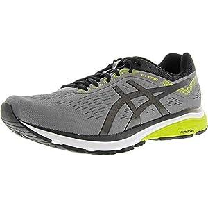 ASICS Men's GT-1000 7 Running Shoes, 9, Carbon/Black