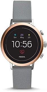 Fossil Gen 4 Smartwatch Venture HR Grray Silicone - FTW6016
