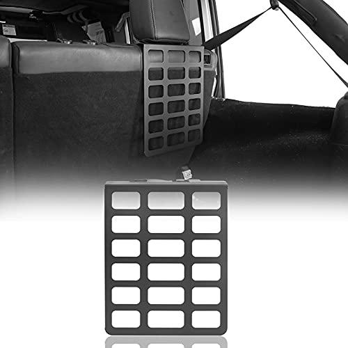 Hooke Road Wrangler Rear Seat Headrest Molle Panel Interior...