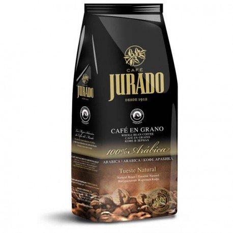 Café Jurado - Café en grano 100% Arábica