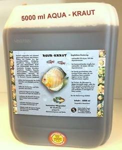 Aqua-Kraut 5000 ml Pflegemittel für Diskusfische und Zierfische