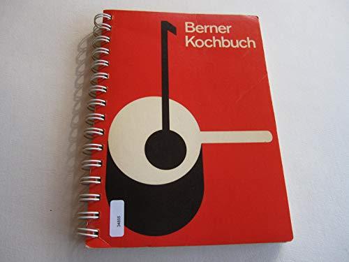 Berner Kochbuch (rotes) für den hauswirtschaftlichen Unterricht an Volks- und Fortbildungsschulen
