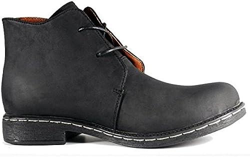 GTYMFH Herren Stiefel Winter Plus Baumwolle Mode Leder