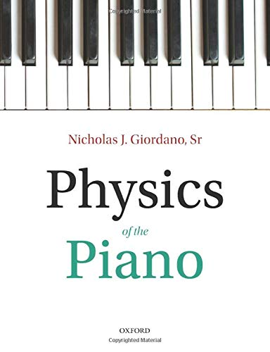 Physics of the Piano