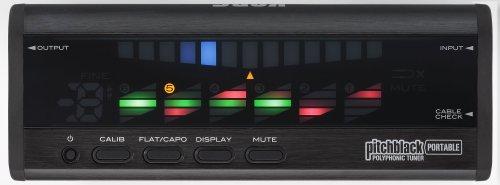 Korg Pitchblack Portable Black - Afinadores y metrónomos