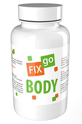 FIXgo Body   Gewichtsverlust + Energie-Stoffwechsel / 90 Kapseln