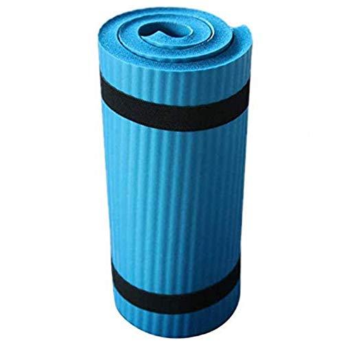 Almohadilla para la rueda abdominal soporte plano almohadilla para el codo almohadilla auxiliar de yoga material de protección ambiental tapete de yoga tapete antideslizante para ejercicios de fitness