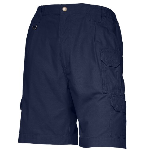 5.11 Men's Tactical Cotton Shorts, Fire Navy, 38