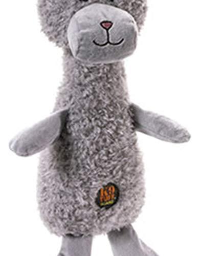 Charming Pet Scruffles Plush Dog Toys (Bunny, Large)