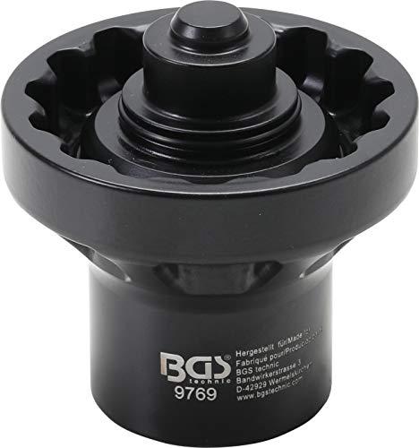 BGS 9769 | Spezial-Steckschlüssel-Einsatz | für Porsche 911 (991) | Radschrauben mit Zentralverschluss