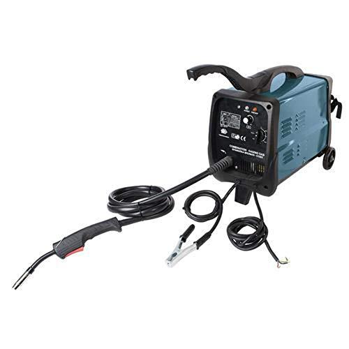 Silverline Tools 380736 MIG/mag Combinación Soldador de Gas 30-135A