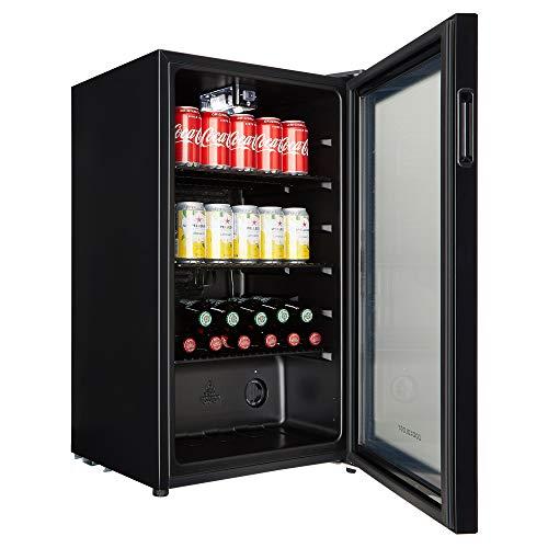 Cookology BC96BK under counter beverage cooler – A drinks fridge that can...