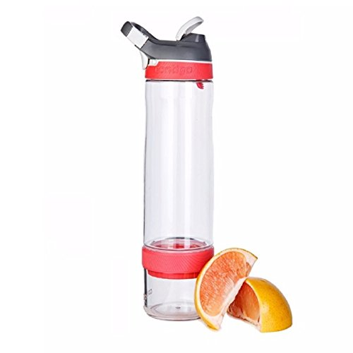 Contigo - 1000-0672 Bouteille - Mixte Adulte - Rose (Watermelon) - 770ml