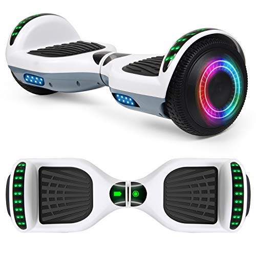Image of the EPCTEK Hoverboard for Kids Two-Wheel Self Balancing Hoverboard