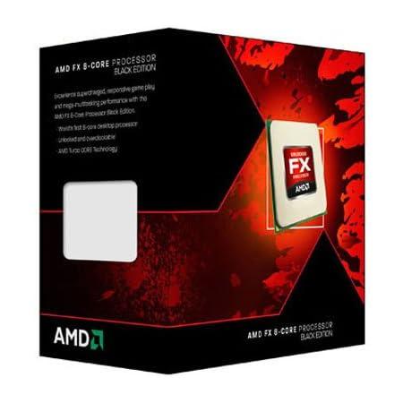 AMD FX-8120 8-Core Black Edition Processor Socket AM3+ - FD8120FRGUBOX