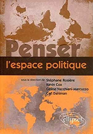 Penser lEspace Politique