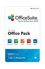 COMPLETE Microsoft Office ALTERNATIVE – edit and create Word, Excel, and PowerPoint documents – all the features you need to get work done FULL OFFICE COMPATIBILITY – ✓ 100% compatible with Microsoft Office Word, Excel and PowerPoint documents EXTRA ...
