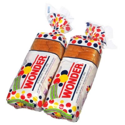 Wonder Bread Family Loaf Pack of 2