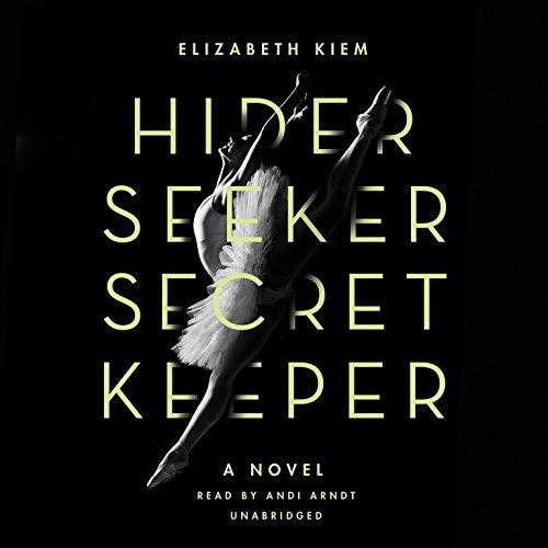 Hider, Seeker, Secret Keeper  Audiolibri