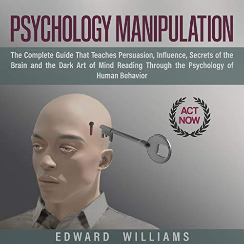 Psychology Manipulation  By  cover art