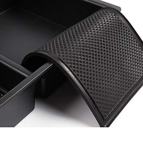 Opbergdoos van kunststof voor armleuningen, opbergdoos, accessoires voor auto-onderdelen 2009-2018 Dodge Ram 1500 ABS