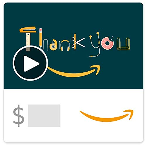 Amazon eGift Card - Workplace Thank You (Animated)