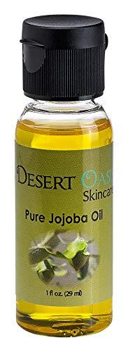 Desert Oasis Skincare Aceite de jojoba dorado...