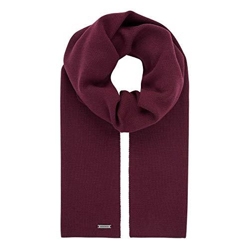 GIESSWEIN Schal Kienberg - Weicher Merino-Schal für Damen und Herren | Unisex Halstuch aus 100% Merinowolle | Warmer Strick-Schal | Multifunktionstuch