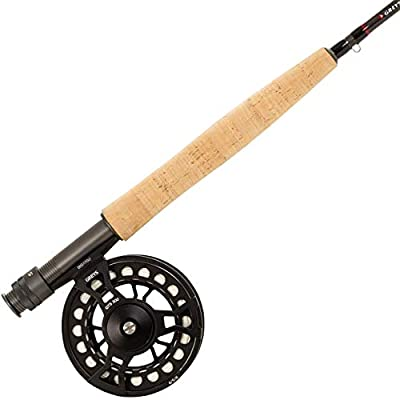 Greys GRC Light Combo #5 9Ft Fly Fishing Rod with GTS300 Fly Reel & WF5 Floating Line