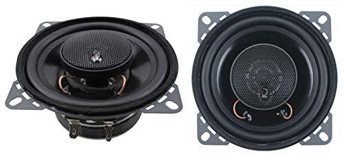 Dietz CX_100-10 cm 2-Wege-Lautsprecher mit 80 Watt (RMS: 40 Watt)