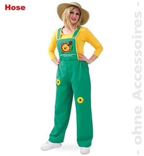 Fasching Kostüm Gärtner Hose Größe M