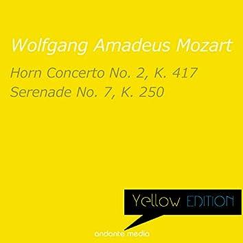 Yellow Edition - Mozart: Horn Concerto No. 2 & Serenade No. 7