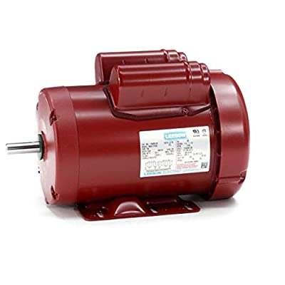 1.5 hp 1725 RPM 56 Frame TEFC (Farm Duty) 115/208-230 volts Leeson Electric Motor # 110089.00