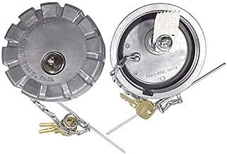 kenworth locking fuel cap