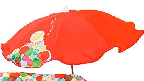 Babyline Caramelos Sonnenschirm, Unisex