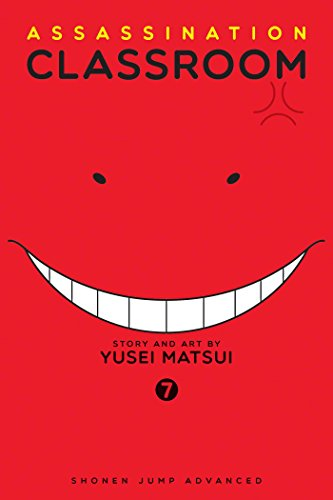 Assassination Classroom, Vol. 7