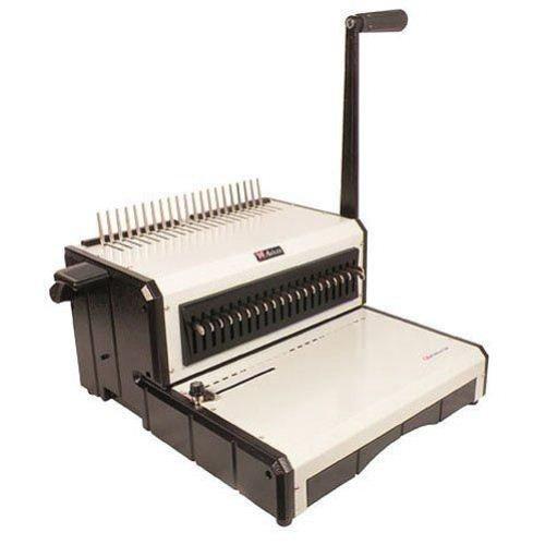 Akiles AlphaBind-CM Manual Plastic Comb Binding Machine