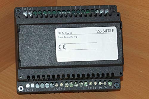Siedle DCA 740-0 DoorCom-Analog