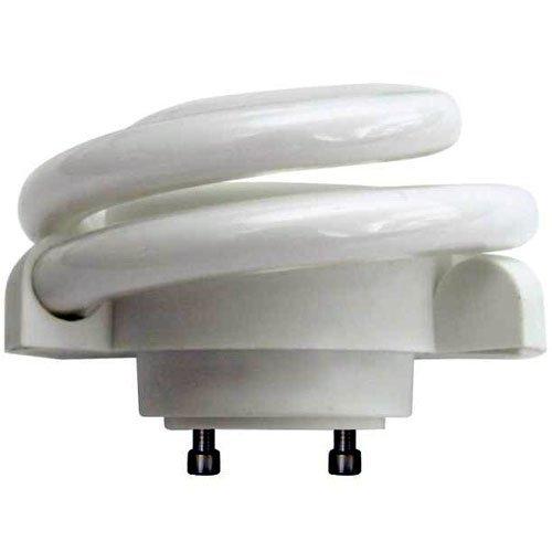 (Case of 6) TCP 33213SSP SpringLamp CFL - w Soft White (2700-Kelvin) GU24 Base Spiral Light...