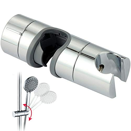 Kaxich Replacement Hand Shower Bracket for Slide Bar 18-25MM...