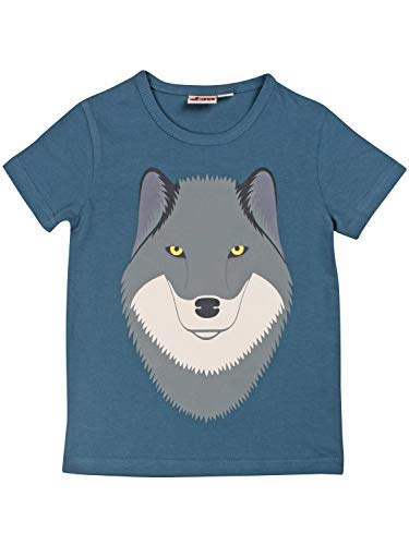 Dyr by Danefae Howl T-Shirt Grey Steel ULV 140