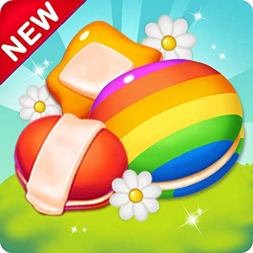 Cookie & Macaron Pop : Sweet Match3 Puzzle