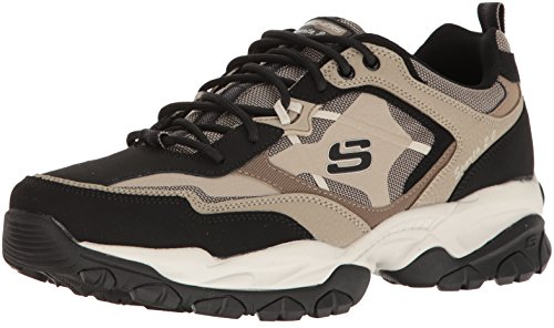 Sport Sparta 2.0 Wide Oxford, Taupe / Black para hombre, 11.5 2E US
