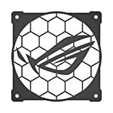 Savant PCs ROG 120mm Case Fan Radiator Grill Cover (Black)