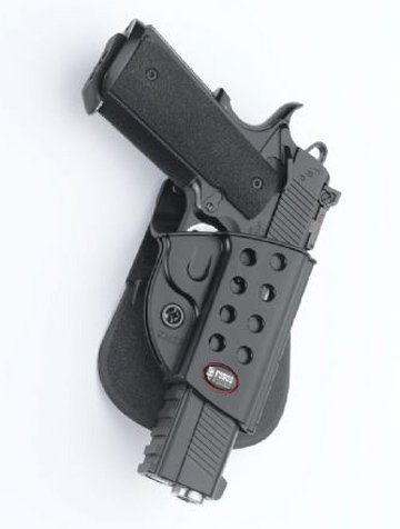 Fobus Conceal Carry Paddle Holster for 1911 Style w....